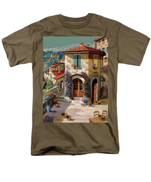 un cielo verdolino T-Shirt by Guido Borelli
