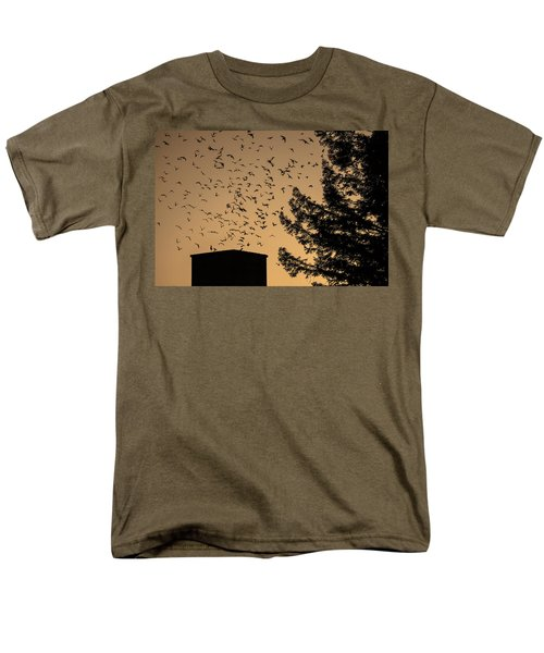 Vaux's Swifts in migration T-Shirt by Garry Gay