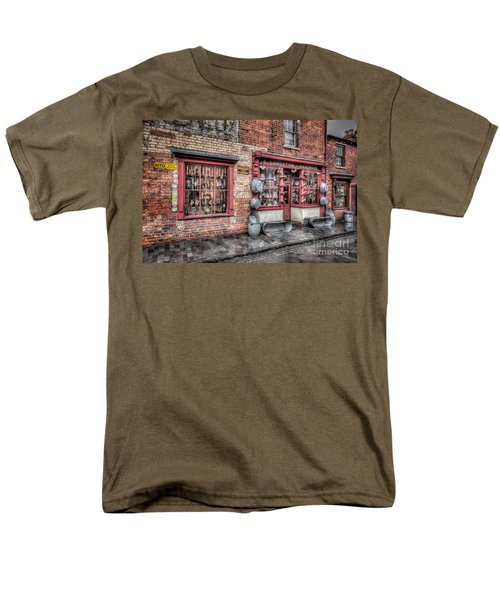 Victorian Stores England T-Shirt by Adrian Evans