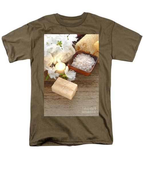 Vintage Aromatherapy T-Shirt by Olivier Le Queinec