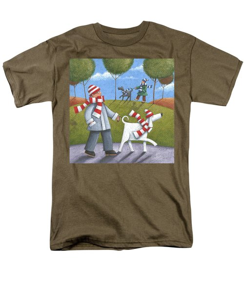 Walk In The Park T-Shirt by Peter Adderley