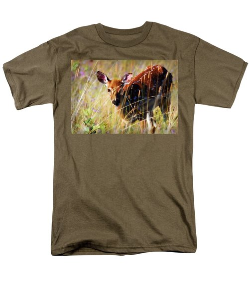 Wary T-Shirt by Heather Applegate