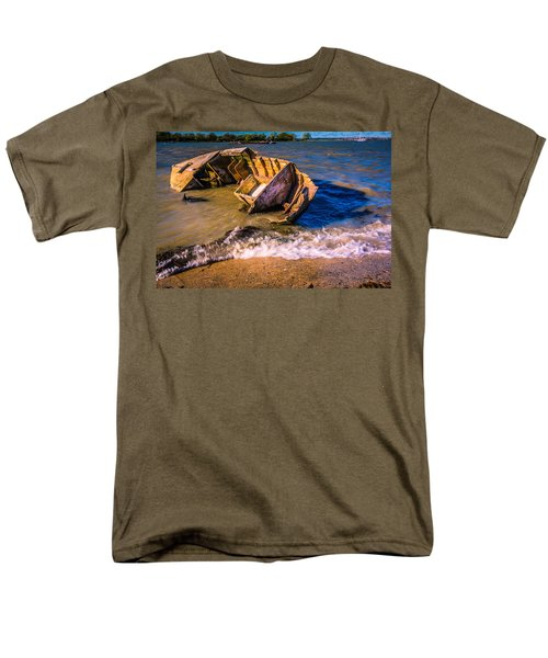 Washed Up T-Shirt by Dawn OConnor