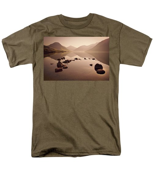 Wetlands Mornings T-Shirt by Evelina Kremsdorf