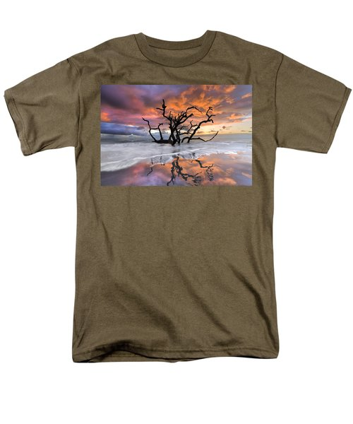 Wildfire T-Shirt by Debra and Dave Vanderlaan