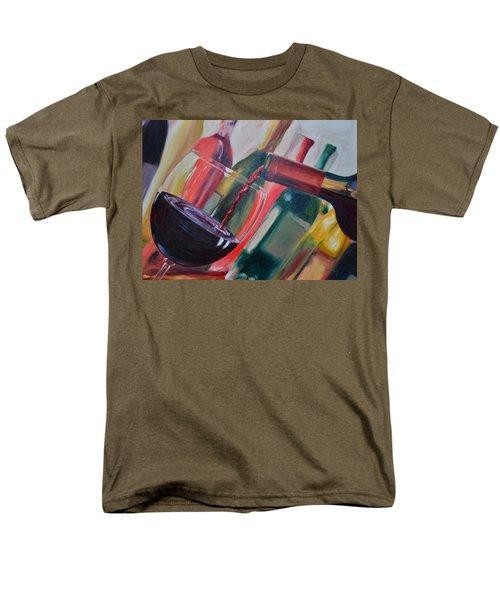 Wine Pour III T-Shirt by Donna Tuten