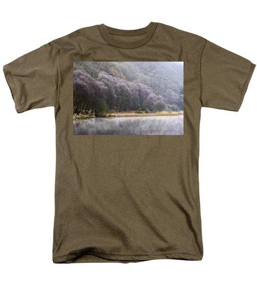 Lower Lake, Glendalough, County T-Shirt by Peter McCabe