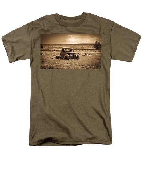 1938 Ford Pickup T-Shirt by Steve McKinzie