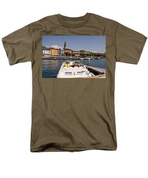 Ascona - Ticino T-Shirt by Joana Kruse