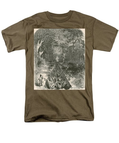 Grants Canal, 1862 T-Shirt by Photo Researchers
