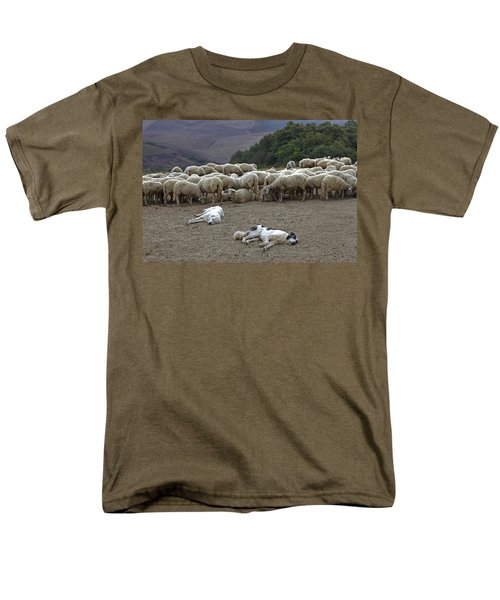 flock of sheep T-Shirt by Joana Kruse