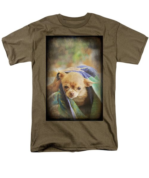 After The Bath T-Shirt by Laurie Search