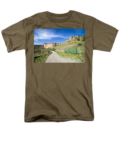 Andalucia Countryside in Spain T-Shirt by Artur Bogacki