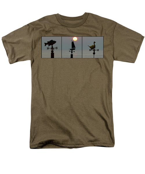Beach Weather T-Shirt by Bill Cannon