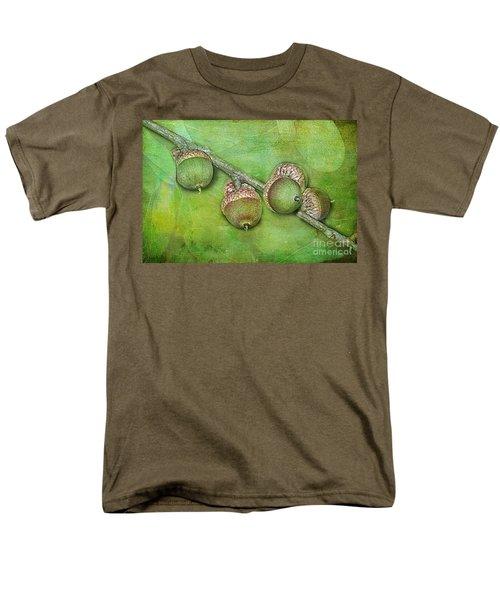 Big Oaks from Little Acorns Grow T-Shirt by Judi Bagwell