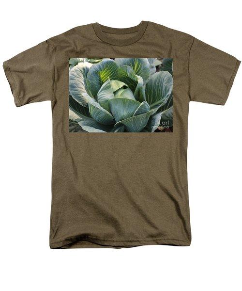Cabbage in the Vegetable Garden T-Shirt by Carol Groenen