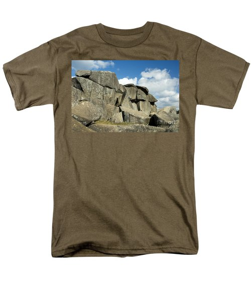 Devil's Den Formation 42 T-Shirt by Paul W Faust -  Impressions of Light