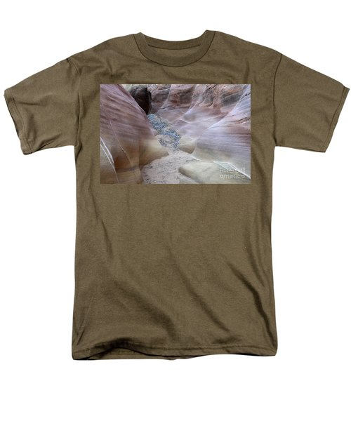 Dry Creek Bed 3 T-Shirt by Bob Christopher