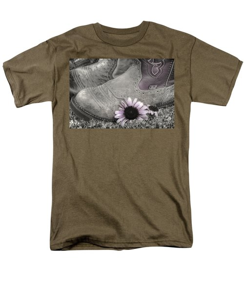 Dusky Megaboots T-Shirt by Joan Carroll