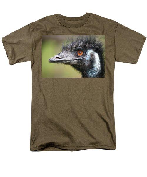 Emu Men's T-Shirt  (Regular Fit) by Karol Livote