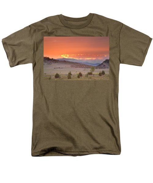 High Park Wildfire at Sunset T-Shirt by James BO  Insogna