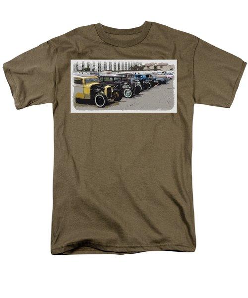 Hot Rod Row T-Shirt by Steve McKinzie