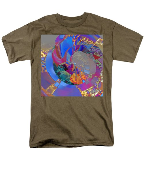 Into The Inner World T-Shirt by Deborah Benoit