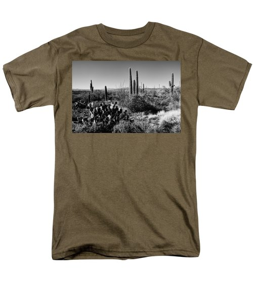 Late Winter Desert T-Shirt by Chad Dutson