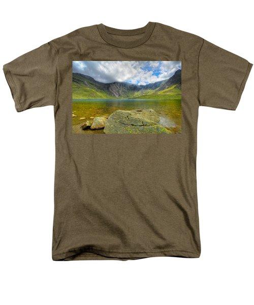 Llyn Idwal T-Shirt by Adrian Evans