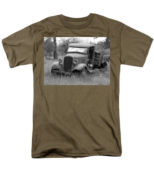 Old Chevy Truck T-Shirt by Steve McKinzie