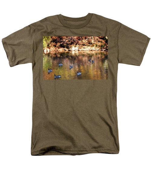 Out for a Swim T-Shirt by Bill Cannon