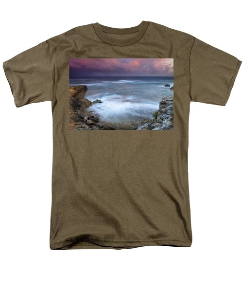 Pastel Storm T-Shirt by Mike  Dawson