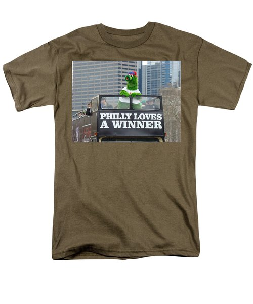 Philly Loves A Winner T-Shirt by Alice Gipson
