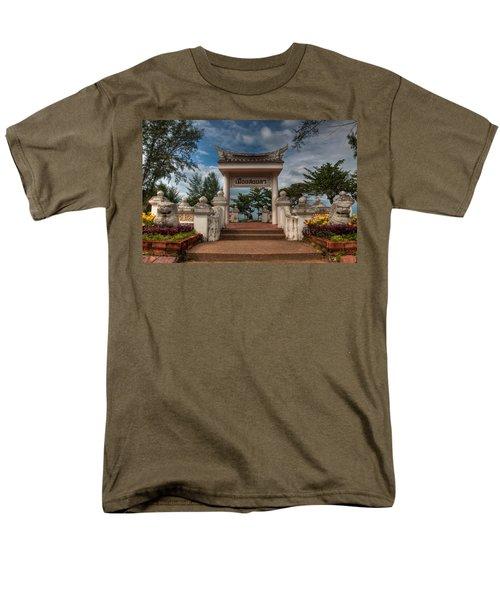 Samila Garden T-Shirt by Adrian Evans