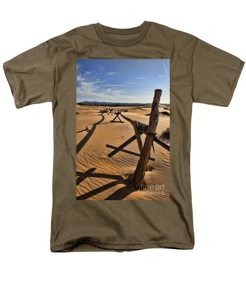 Sand T-Shirt by Heather Applegate