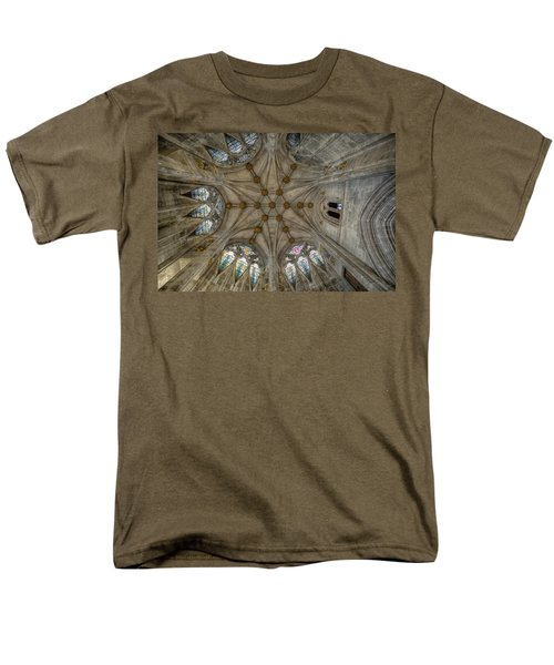 St Mary's Ceiling T-Shirt by Adrian Evans