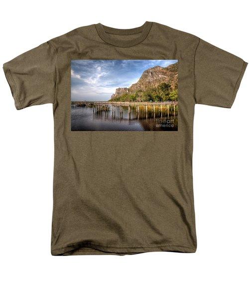 Thai Park T-Shirt by Adrian Evans