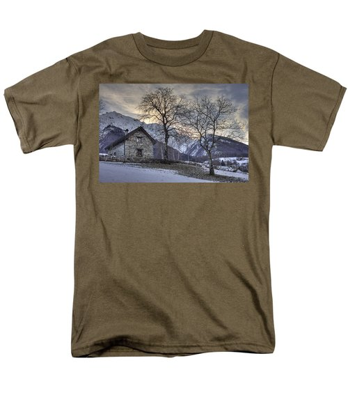 the alps in winter T-Shirt by Joana Kruse