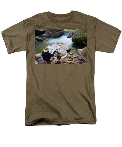 The Narrows Quality Time T-Shirt by Bob Christopher