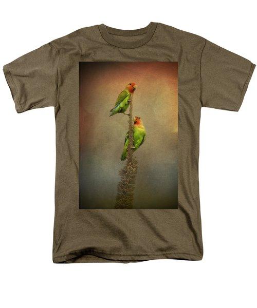 Up And Away We Go Men's T-Shirt  (Regular Fit) by Saija  Lehtonen