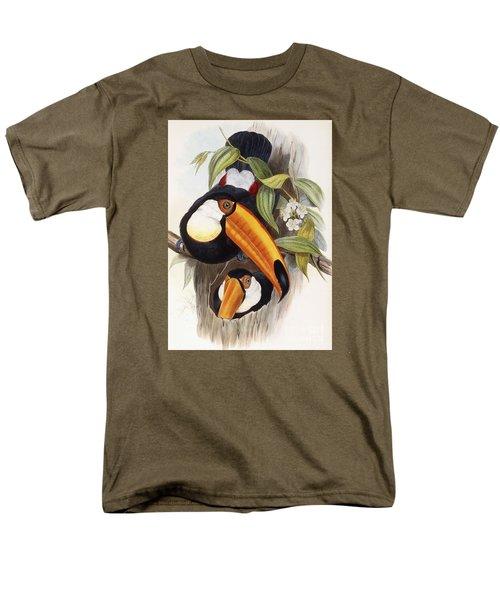 Toucan Men's T-Shirt  (Regular Fit) by John Gould