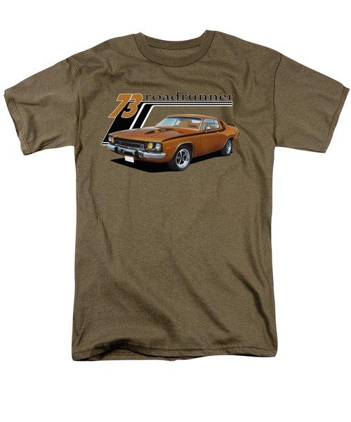 1973 Roadrunner Men's T-Shirt  (Regular Fit) by Paul Kuras
