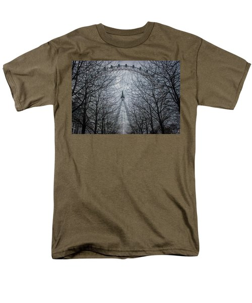 London Eye Men's T-Shirt  (Regular Fit) by Martin Newman
