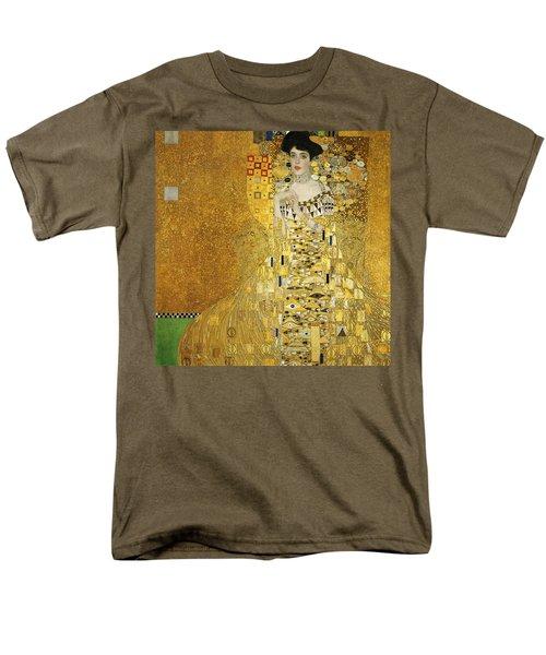 Portrait Of Adele Bloch-bauer I Men's T-Shirt  (Regular Fit) by Gustav Klimt