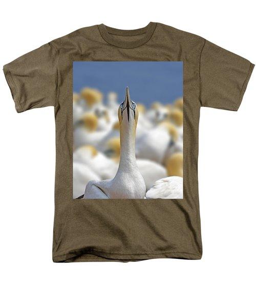 Ahead Men's T-Shirt  (Regular Fit) by Tony Beck