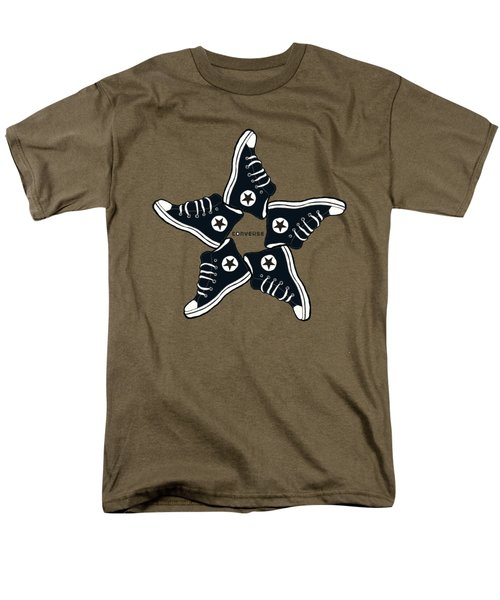 Allstar Design Men's T-Shirt  (Regular Fit) by Mentari Surya