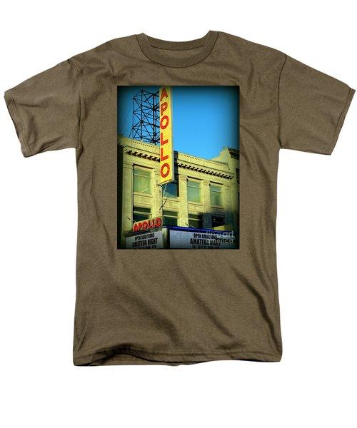 Apollo Vignette Men's T-Shirt  (Regular Fit) by Ed Weidman