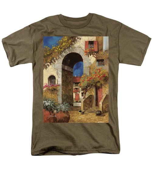 arco al buio T-Shirt by Guido Borelli