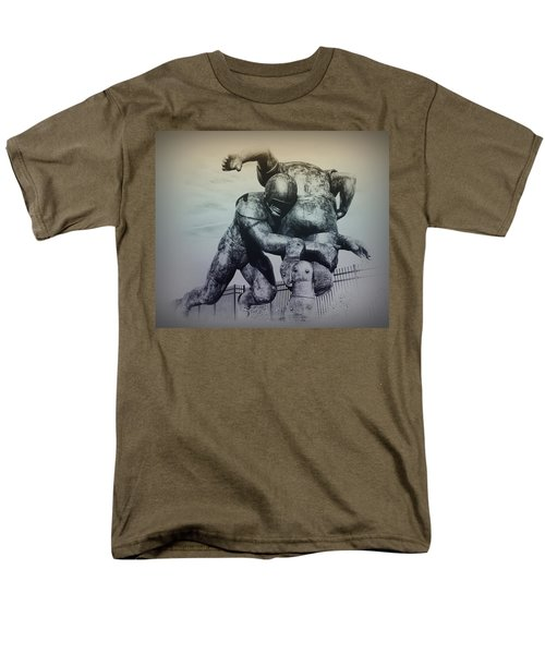 Are You Ready for Some Football T-Shirt by Bill Cannon