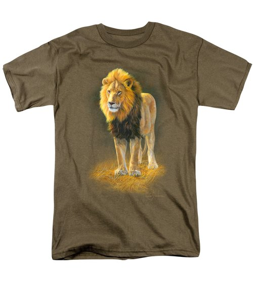 In His Prime Men's T-Shirt  (Regular Fit) by Lucie Bilodeau